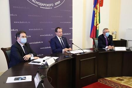 В ЗСК обсудили новый формат работы по работе с краевой администрацией